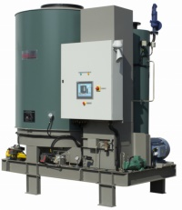 Clayton e-model steam generator