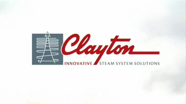 Clayton Steam Applications