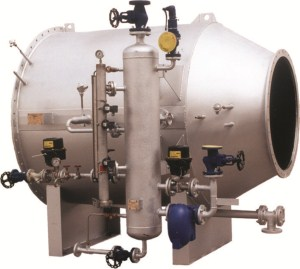 Exhaust Gas Boiler Horizontal