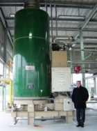 An industrial application for Clayton Exhaust Gas Boiler