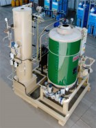 Typical Steam Generator that we distribute throughout the world