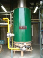 Clayton industrial steam boilers are safe