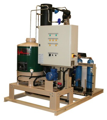 Clayton Skid-mounted boiler can have fully automated controls