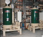 Our Steam boilers in a commercial power house